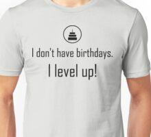 I level up Unisex T-Shirt