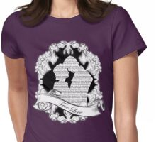True Love - Elizabeth & Darcy Womens Fitted T-Shirt