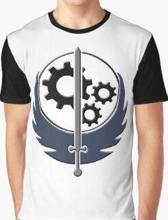 Brotherhood of Steel Graphic T-Shirt
