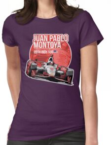 Juan Pablo Montoya - 2015 Indianapolis Womens Fitted T-Shirt