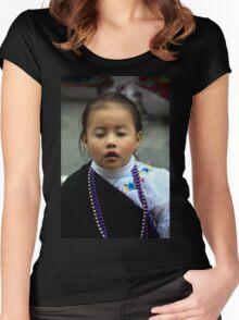 Cuenca Kids 778 Women's Fitted Scoop T-Shirt