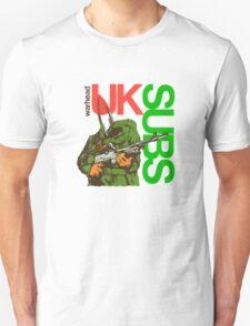 Retro Punk Restyling UK SUBS Unisex T-Shirt
