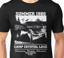 Camp Crystal Lake Summer 1980 Unisex T-Shirt