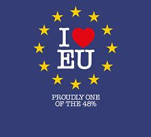 I LOVE EU - PROUDLY ONE OF THE 48% (Design #2) Classic T-Shirt