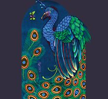 peacock t-shirt, art nouveau Unisex T-Shirt