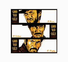 Sergio Leone: The Good, The Bad and The Ugly Unisex T-Shirt