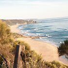 Great Ocean Road Walk Coast Line by Warren Meyer