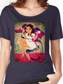 L'insegnante Women's Relaxed Fit T-Shirt
