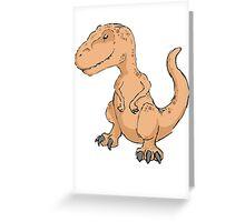 Rexy  Greeting Card
