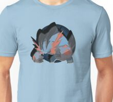 Mega Swampert Drop Shadow Unisex T-Shirt