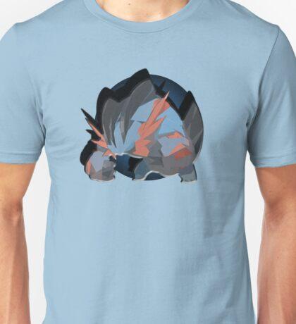 Mega Swampert Drop Shadow Unisex T-Shirt
