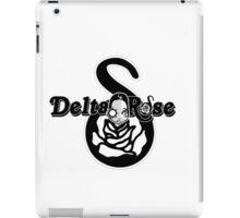 Delta Rose Logo iPad Case/Skin
