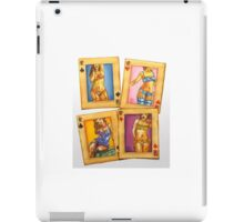 Playing for Love iPad Case/Skin