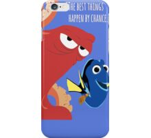 Dory and Hank - Finding Dory iPhone Case/Skin