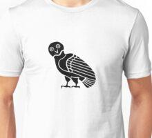 Athena's owl 2 Unisex T-Shirt