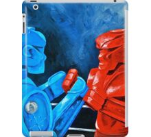 Rocket, Sockem,2 the Rematch  iPad Case/Skin