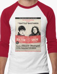 The Battle of Bastards Men's Baseball ¾ T-Shirt