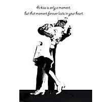 Kiss of a Lifetime Photographic Print