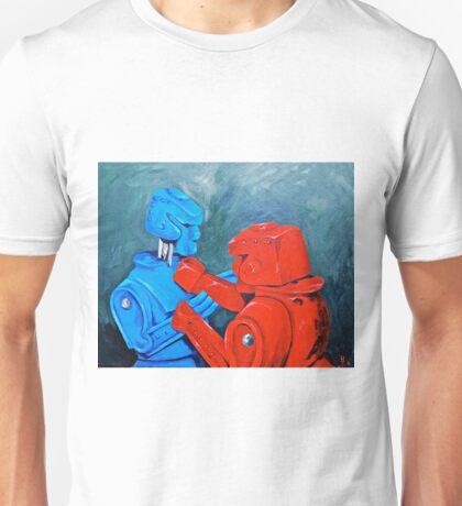 Rockem Sockem  Unisex T-Shirt