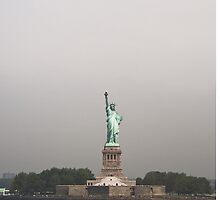 Lady Liberty by Eric Ziegler