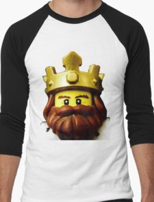 Classic King Men's Baseball ¾ T-Shirt
