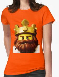 Classic King Womens Fitted T-Shirt
