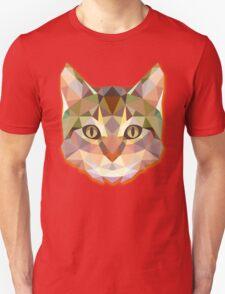 Graphic Cat Unisex T-Shirt