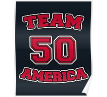 Go Team America! Poster