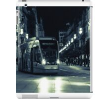 City Nights - Monochrome  iPad Case/Skin