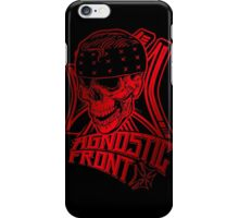 Hardcore Retro Punk Restyling   iPhone Case/Skin