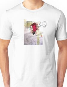 Paranoid Self Destroyer: Bar Unisex T-Shirt