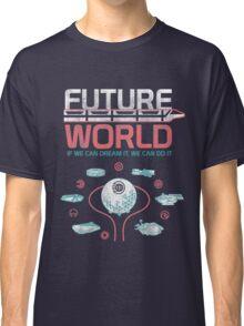 1982 EPCOT Center Future World Map Classic T-Shirt