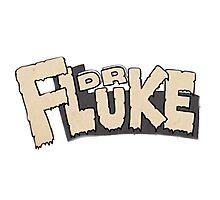 ☣ Dr. Fluke ☣ Photographic Print