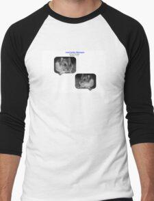 Hamster Message Men's Baseball ¾ T-Shirt