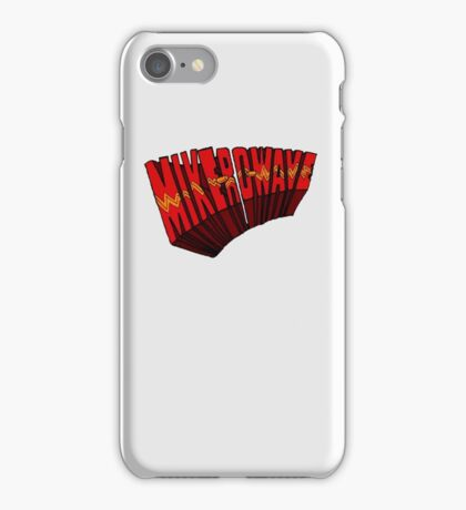 ▼▲ Mike-Ro-Wave ▲▼ iPhone Case/Skin