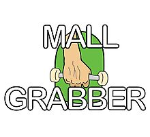 Mall Grabber by Blackestwolf