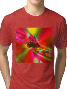 """""""In every color there is some light"""" Tri-blend T-Shirt"""