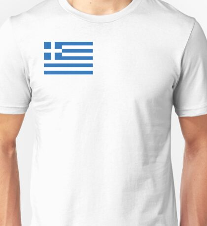 Grece Pillows & Totes Unisex T-Shirt
