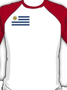 Uruguay Pillows & Totes T-Shirt