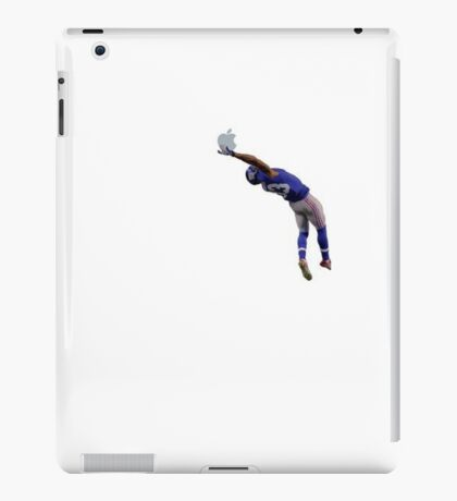 Odell Beckham Jr catching an Apple iPad Case/Skin