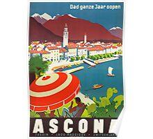 Ascona Poster