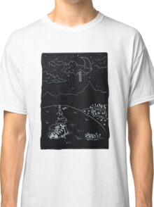 pathway to the moon Classic T-Shirt