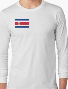 Costa Rica Pillows & Totes Long Sleeve T-Shirt