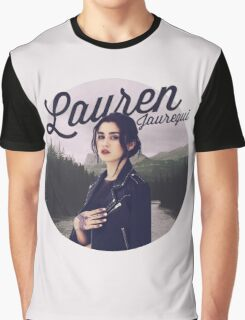 LAUREN JAUREGUI  Graphic T-Shirt
