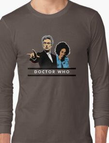 Doctor Of Bill Intent Long Sleeve T-Shirt