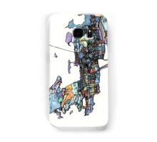 Abstract Map of Newport RI Samsung Galaxy Case/Skin