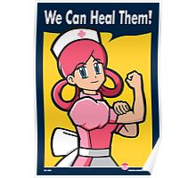 We Can Heal Them! Poster