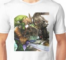 Link vs Dark Link Unisex T-Shirt