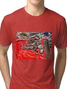 Red Hot Tri-blend T-Shirt