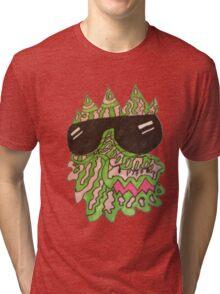 PX$HLIZARD Tri-blend T-Shirt